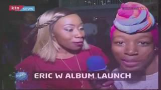 Eric Wainaina album launch l Youth Cafe