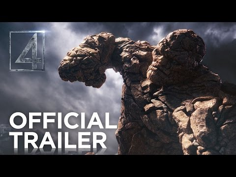 Fantastic Four | Official Trailer [HD] | 20th Century FOX