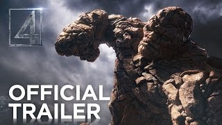 Fantastic Four | Official Trailer [HD] | 20th Century FOX thumbnail