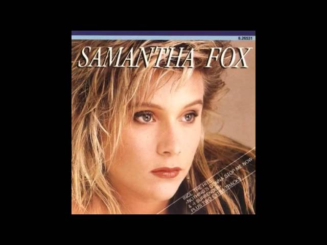Samantha Fox   I Can't Get No) Satisfaction [1992 Version] (The Rolling Stones cover)(480p VP8 Vorbi