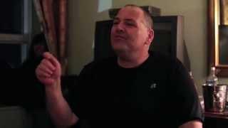 BILL STEVENSON of [Descendents, ALL, Black Flag] singing PROPAGANDHI