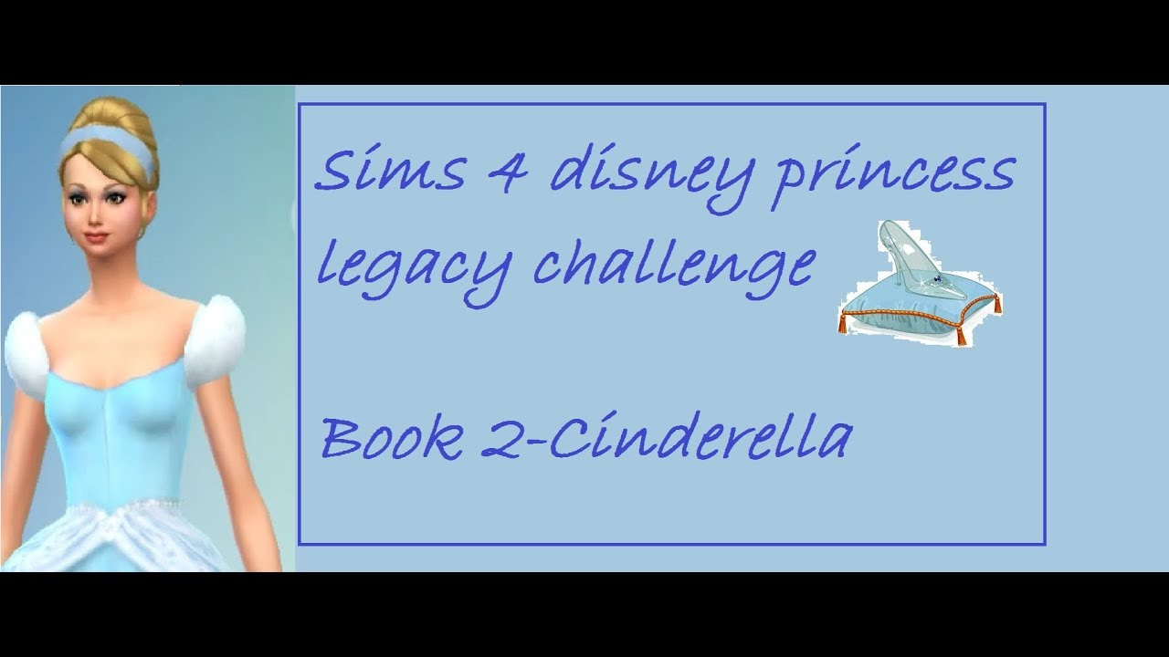 Sims 4 Disney Princess Legacy ChallengeEP 36 New Looks
