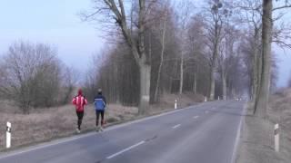 Бег С.Кузина: Калининград-Зеленоградск(, 2015-02-28T18:41:21.000Z)