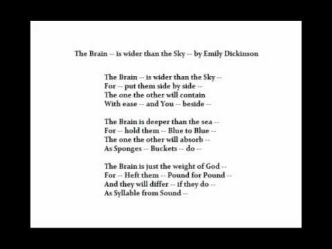 an analysis if the use of meter tone rhythm and sound in emily dickinsons poem 470