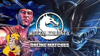This Kung Lao Has OVER 14 THOUSAND WINS : Alien - Mortal Kombat X Online Matches