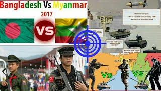 Myammar Rohingya crisis Bangladesh vs Myanmar -Bangladesh army is ready to take any action latest
