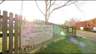 Practical Motorhome at Broadhembury Holiday Park