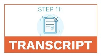 How to Request Transcript of Records