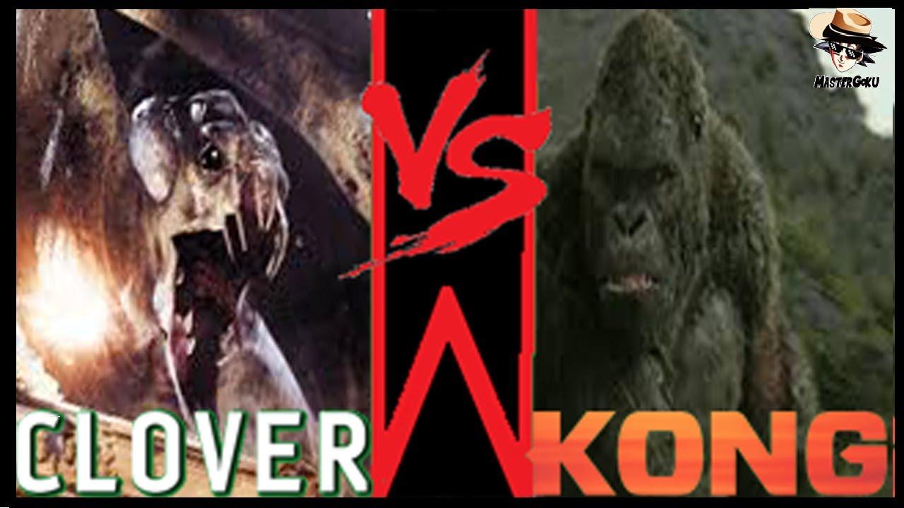 Image result for kong vs clover