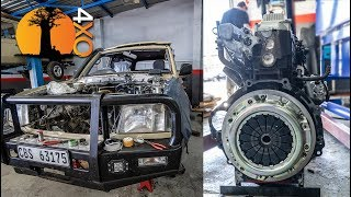 ENGINE TASKS. NEW LIFE for a 20-Yr OLD LAND CRUISER part-7
