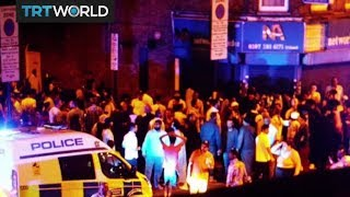 London Mosque Attack: One dead, many hurt as van ploughs into crowd