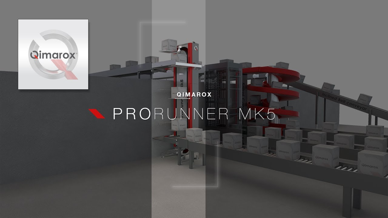 Prorunner mk5 Vertical Conveyor