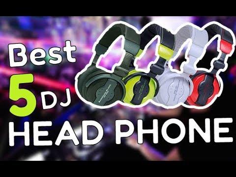 Best Dj Headphones 2018 || Top 5 best Dj Headphone Reviews