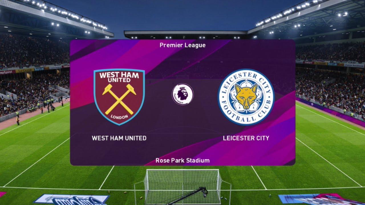 Xem lại West Ham vs Leicester City,
