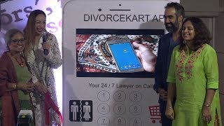 Ranvir Shorey At The Launch Of INDIA