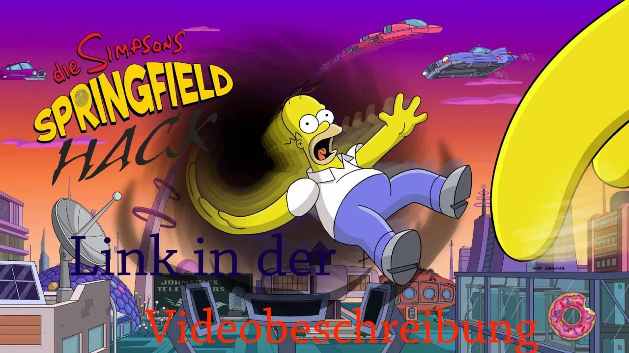 Cheats Springfield Deutsch Android
