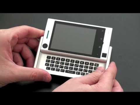 Motorola Devour Unboxing