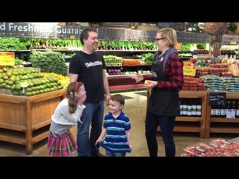 A Visit To Whole Foods Market