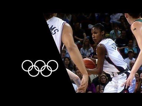 Record Breaking Basketball Champion Lisa Leslie