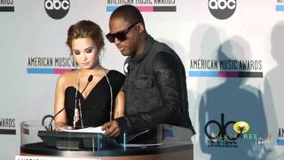 Download American Music Awards Nominations - Both Chris Brown and Rihanna are nominated MP3 song and Music Video