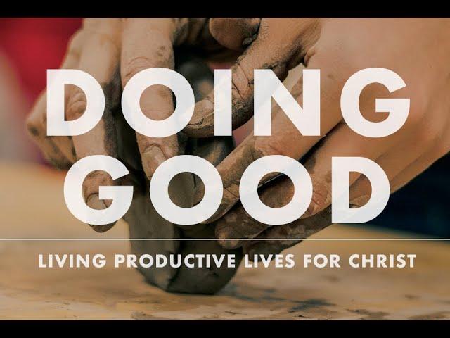 Displaying the Gospel at Your Work | Titus 2:9-10 | Pastor Philip De Courcy