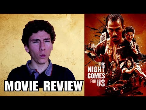 The Night Comes For Us (2018) [Indonesian Action Movie Review]