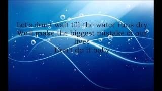 Boyz II Men - Water Runs Dry Lyrics HD