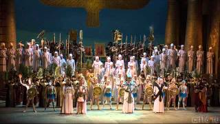 March From The Opera Aida Марш из оп Аида
