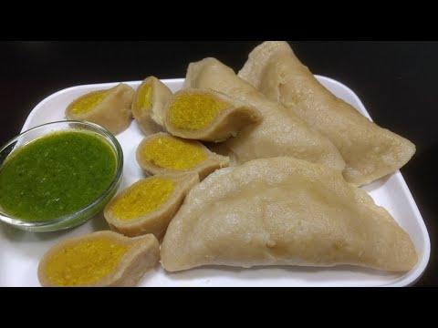 चने दाल का पीठा , Daal -Pitha Recipe - बिना तेल के बनायें बहुत ही आसान और स्वादिष्ट नाश्ता|Breakfast