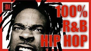 100% RnB Hip Hop Music #8   Best Hot Rap Urban Party Latin Mix 2018   DJ SkyWalker