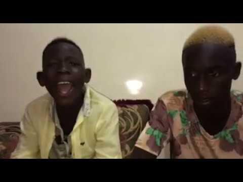 Découvrez le talent de ses jeunes Wally Seck 2 et Sidi Diop 2 incroyable Duo...
