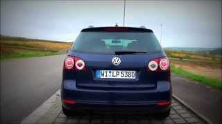 2013 VW Golf VI 6 Plus 2.0 TDI 140 HP Test Drive