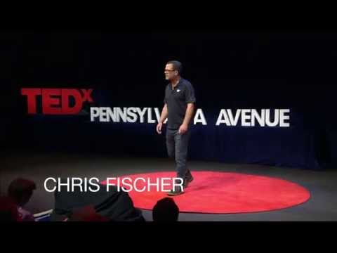 Saving white sharks - a model for saving the world | Chris Fischer | TEDxPennsylvaniaAvenue