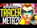 Overwatch - Tracer Meta RETURNS?! Will Tracer Become OP? (Meta Discussion)