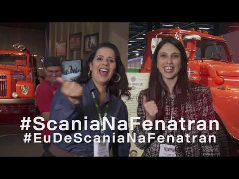 #SCANIANAFENATRAN - VEM PARA A FENATRAN