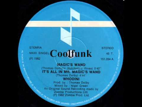 Whodini  Magics Wand 12 Electro HipHop 1982