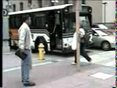 Street preaching in Cincinnati