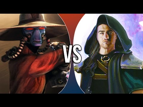 VS | Cad Bane vs Xanatos