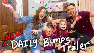 Meet the NEW Daily Bumps! 🎉 - Channel Trailer
