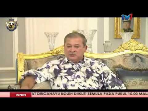 Daulat Dirgahayu Dokumentari Khas Sempena Istiadat Kemahkotaan Sultan Johor 2015