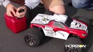 First Look: Losi 1/8 LST XXL 2 Gas Powered Monster Truck
