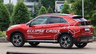 2018 Mitsubishi Eclipse Cross первые впечатления смотреть