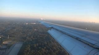 Delta Airlines MD88 Landing @ Atlanta Hartsfield Jackson International Airport