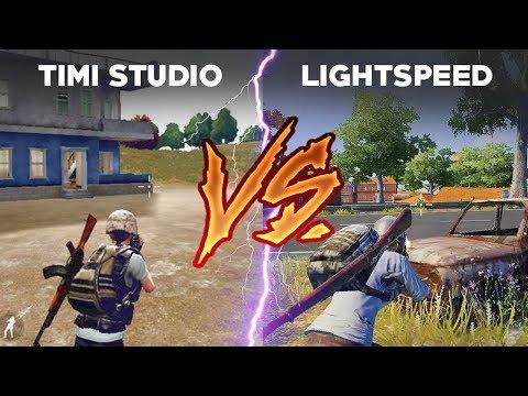 PUBG MOBILE 🔥TIMI VS LIGHTSPEED🔥 | Player Unkonwn's Battlegrounds | PolGames | Español