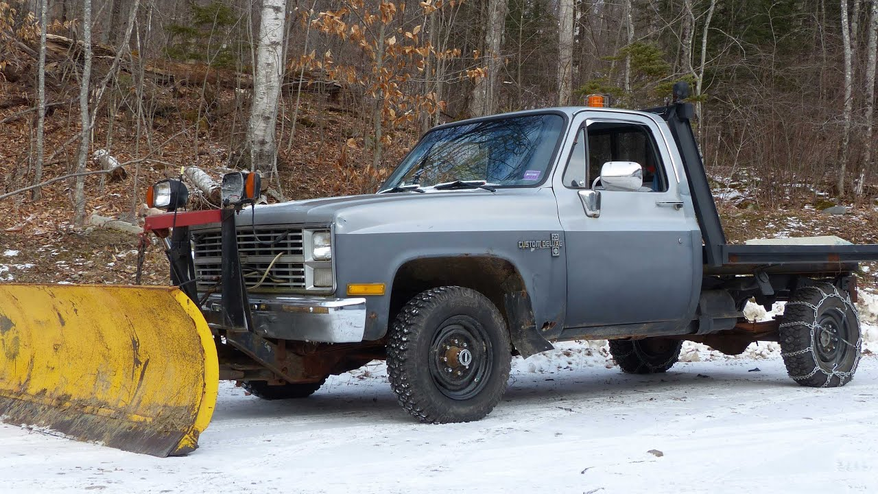 Build Your Own Chevy Truck