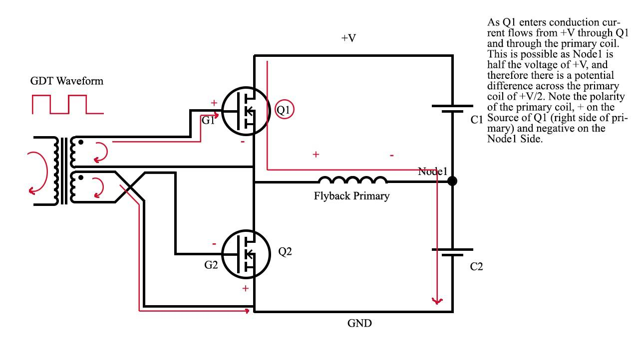 induction heater circuit full explanation schematic