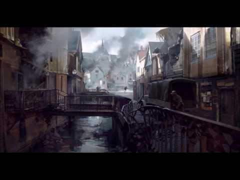 Margot Bingham -Dream A Little Dream Of Me ( Battlefield 1 - Single Player Gameplay Music)