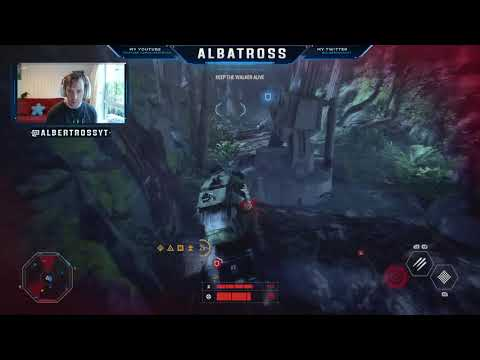 Speeder Bike is OP! 39 killstreak (28,000 battlepoints!) Star Wars Battlefront: 2