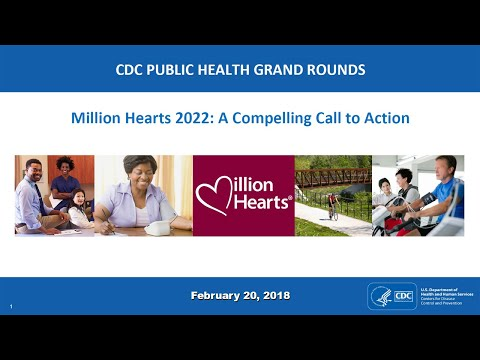Million Hearts® 2022: A Compelling Call to Action