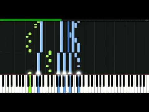 Ace of Base - Lucky Love [Piano Tutorial] Synthesia | passkeypiano